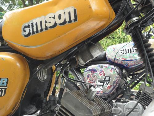 Simson - auf die Details kommt es an